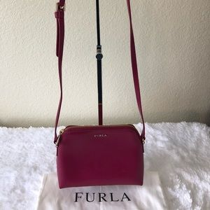 Authentic Furla Boheme Crossbody Bag